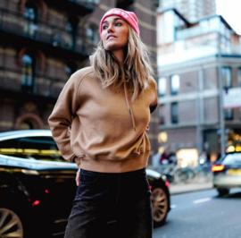 Raizzed Women Sweater Nadine Hazel Brown XS