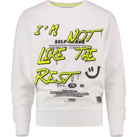Vingino Boys Sweater Nazio Real White w2 116