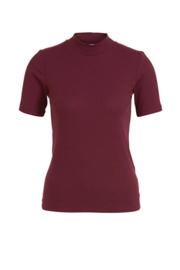 Raizzed Women T-Shirt Havy Bordeaux Red XS