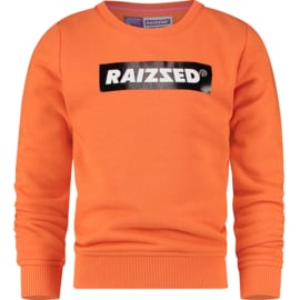 Raizzed Girls Sweater Valletta Squash Orange w2 116