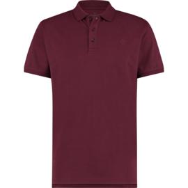 Raizzed Men T-Shirt Lucca Maroon Red L