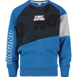 Vingino Boys Sweater Nagdo Midnight Blue w2 128