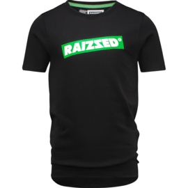 Raizzed Boys T-Shirt Hudson Deep Black w2 116