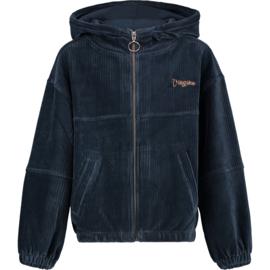 Vingino Girls Vest Olaya Dark Blue w2 128