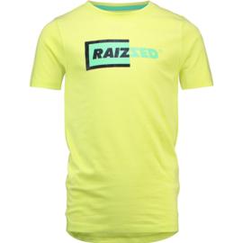 Raizzed Boys T-Shirt Honolulu Pastel Lime w2 116