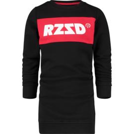 Raizzed Girls Jurk Dublin Deep Black w2 116