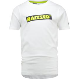 Raizzed Boys T-Shirt Hudson Real White w2 116