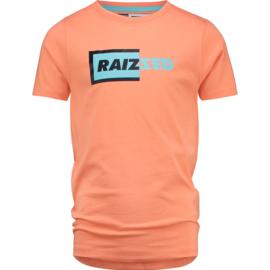 Raizzed Boys T-Shirt Honolulu Peach Glow w2 116