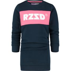 Raizzed Girls Jurk Dublin Dark Blue w2 116