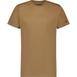Raizzed Men T-Shirt Harlem Peanut Brown L