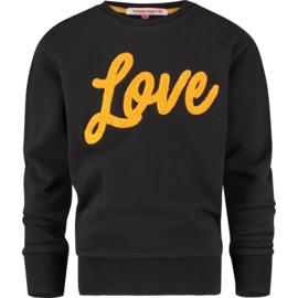 Vingino Girls Sweater Novela Deep Black w2 128