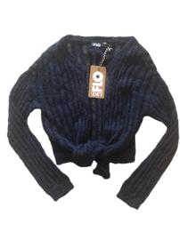 Like Flo Girls Vest Blauw s2 128