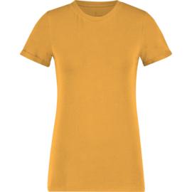 Raizzed Women T-Shirt Orleans Earth Yellow XS