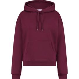 Raizzed Women Sweater Novara Bordeaux Red XS