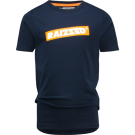Raizzed Boys T-Shirt Hudson Dark Blue  w2 116