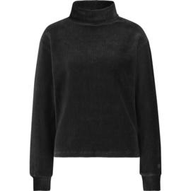 Raizzed Women Sweater Noara Deep Black XS