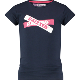 Raizzed Girls T-Shirt Honolulu Dark Blue w2 116