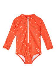 Tumble 'N Dry Girls UV-Badpak s 74/80
