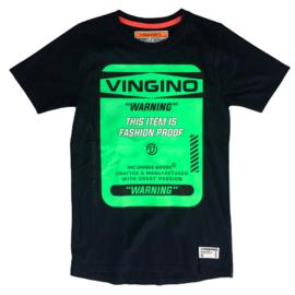 Vingino Boys T-Shirt Hagi Dark Blue s1 140