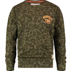 Vingino Boys Sweater Nahux Amazon Green w2 128