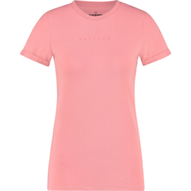 Raizzed Women T-Shirt Hazelle Pale Pink XS