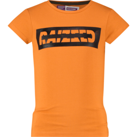 Raizzed Girls T-Shirt Florence Squash Orange w2 116