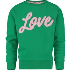 Vingino Girls Sweater Novela Grass Green w2 128