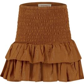 Vingino Girls Rok Qomy Brown Rust w2 116