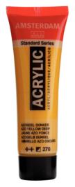 Amsterdam  Standard  Azogeel Donker 270 20 ml