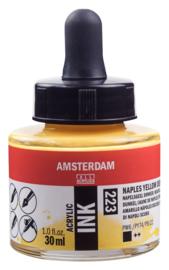 Amsterdam Acrylic ink  Napelsgeel D 223