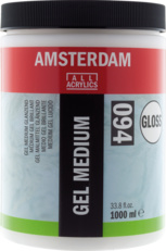 Amsterdam Gelmedium 1000ml
