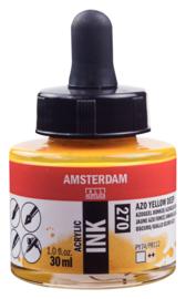 Amsterdam Acrylic ink  Azogeel D 270