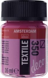 Amsterdam (Decorfin) Textielverf Fles 16 ml Fuchsia 350