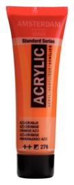 Amsterdam  Standard  Azo-Oranje 276   20 ml