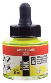 Amsterdam Acrylic ink  Reflexgeel 256