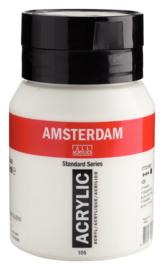 Amsterdam Standard Titaanwit 105 500ml