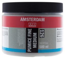 Amsterdam Puimsteen medium fijn 126 500ml