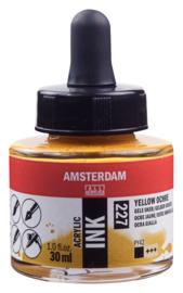 Amsterdam Acrylic ink Gele oker 227