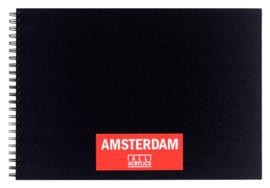 Amsterdam (acrylmarker) schetsboek A3 30 vel 250gr