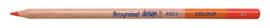 Bruynzeel Design Colour dieprode potloden  33