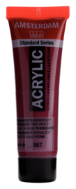 Amsterdam  Standard Permanentroodviolet 567   20 ml
