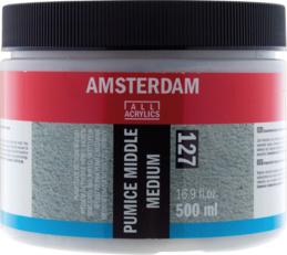 Amsterdam Puimsteen medium middel 127 500ml