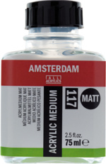 Amsterdam Acryl Mediums