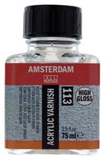 Amsterdam acrylvernis hoogglans 113 75 ml