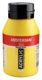 Amsterdam Standard Series Acrylverf Pot 1000 ml Primairgeel 275