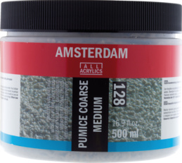 Amsterdam Puimsteen medium grof  128 500ml