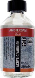 Amsterdam acrylvernis glanzend 114 250 ml