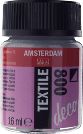 Amsterdam (Decorfin) Textielverf Fles 16 ml Zilver 800