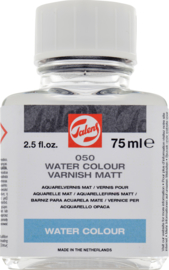 Talens Aquarelvernis mat flacon 050  75 ml