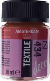 Amsterdam (Decorfin) Textielverf Fles 16 ml Sienna 434